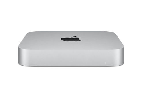Mac mini M1 Chip mit 8‑Core CPU, 8‑Core GPU und 16‑Core Neural Engine